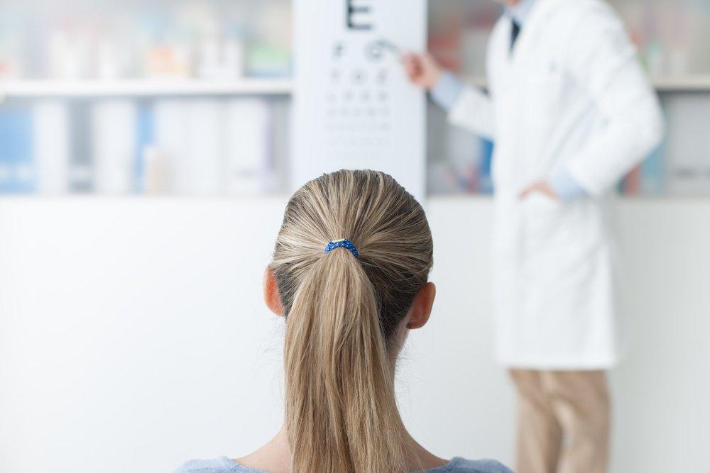 Как подбирают очки с диоптриями