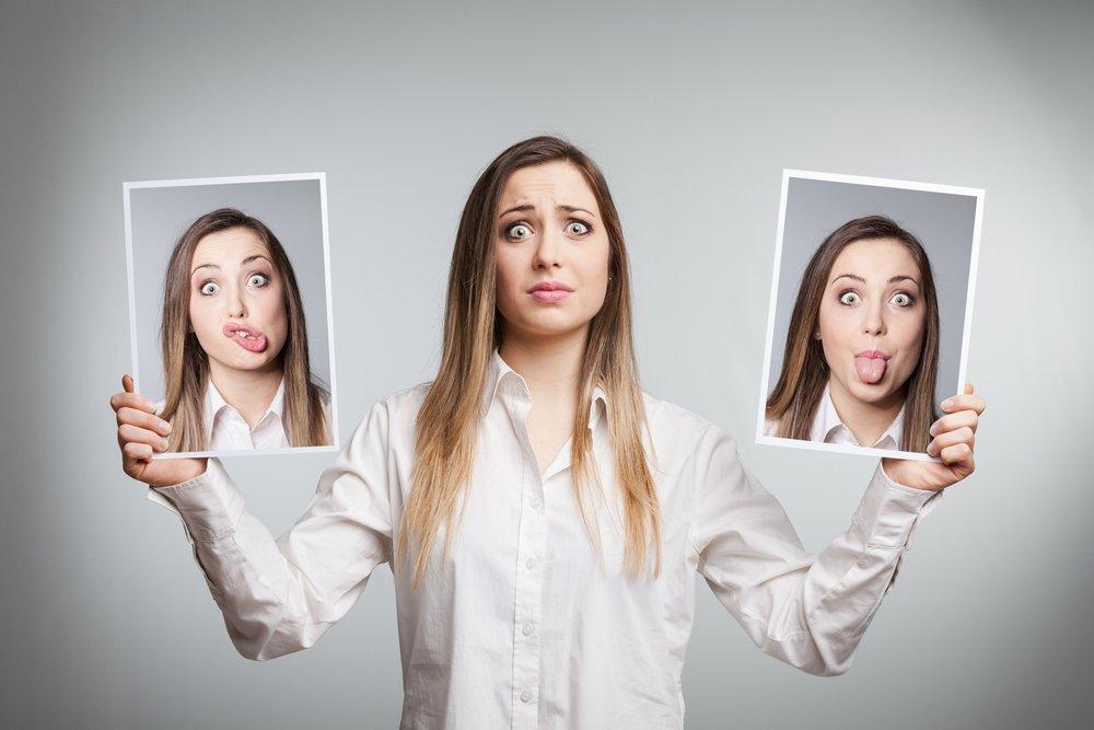 Двойная психология женщины