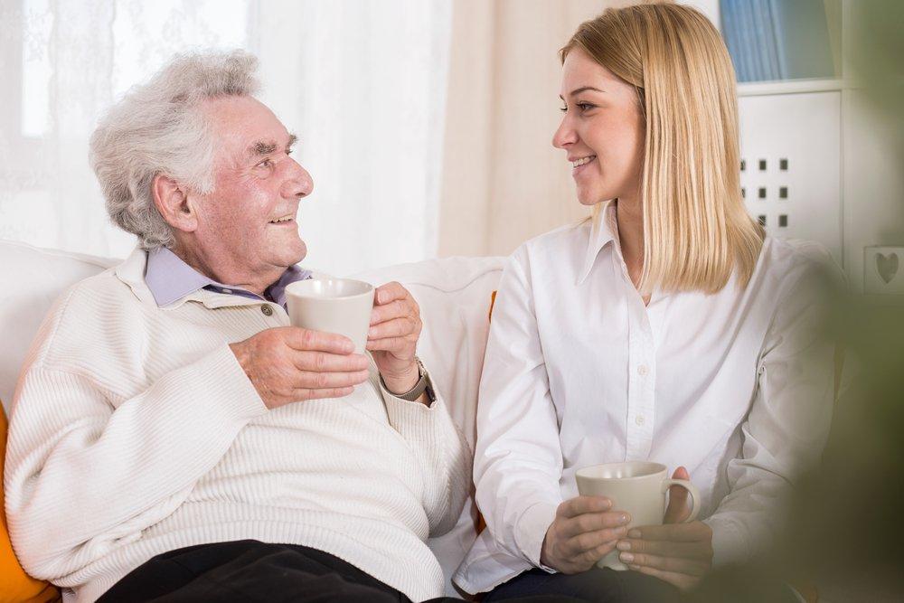 7. Старость почти всегда в радость