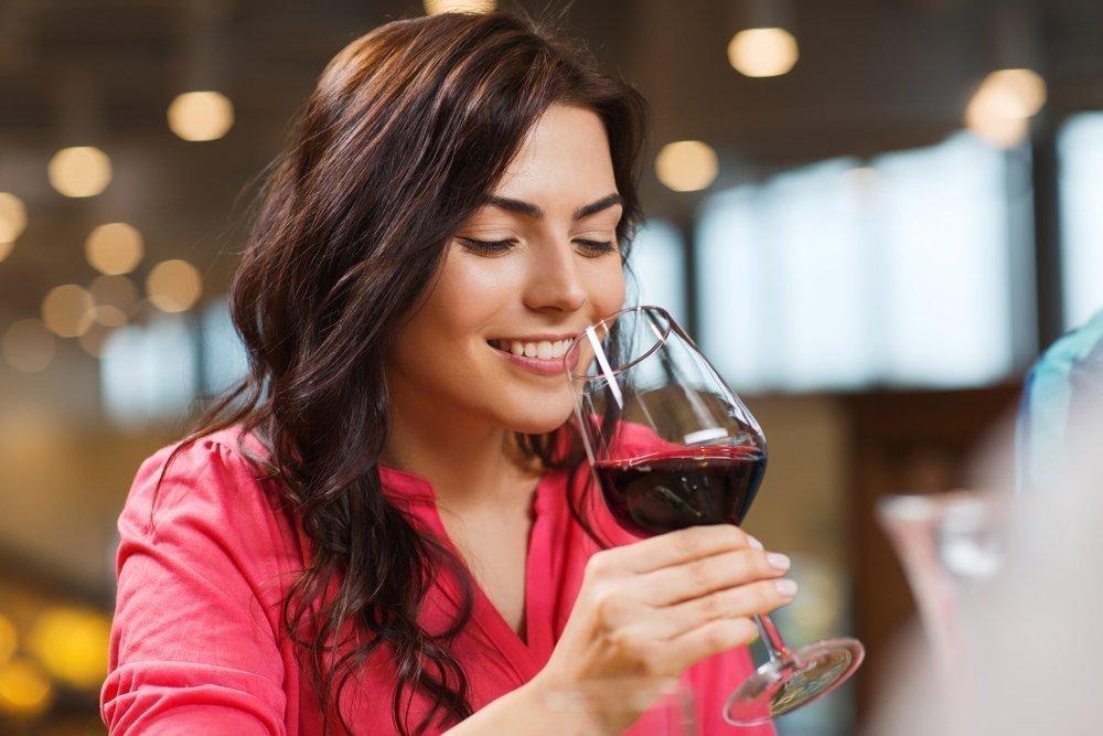 Красное вино полезно для здоровья сердца