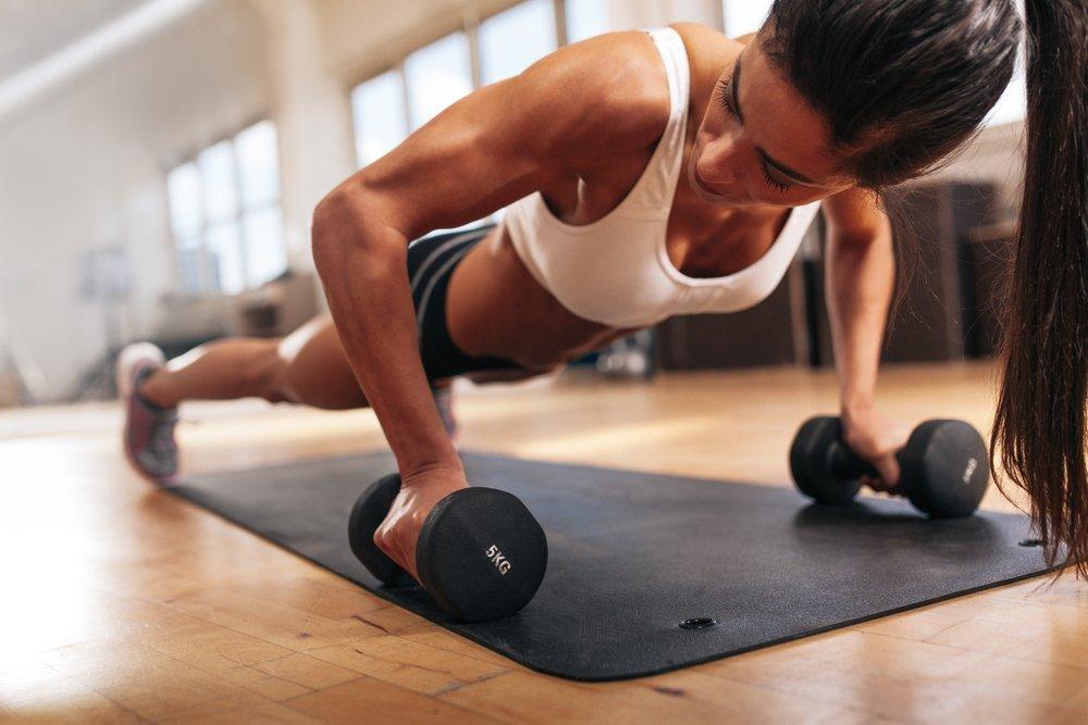 Развитие мышечной выносливости при выполнении упражнений