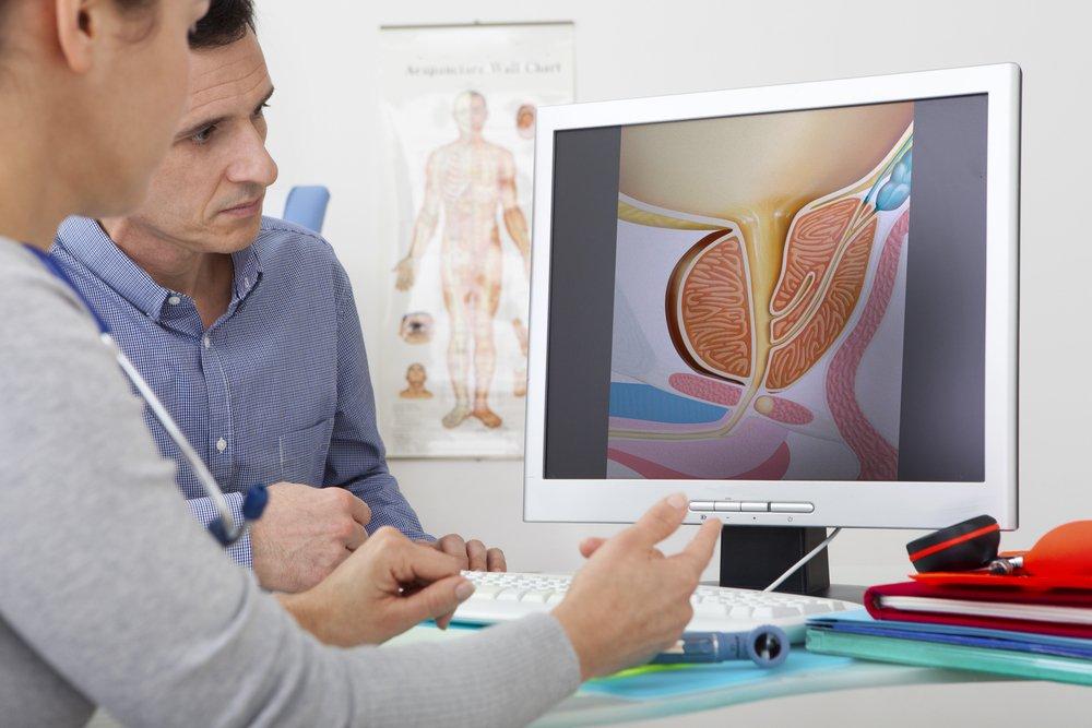 Профилактика развития хронического простатита