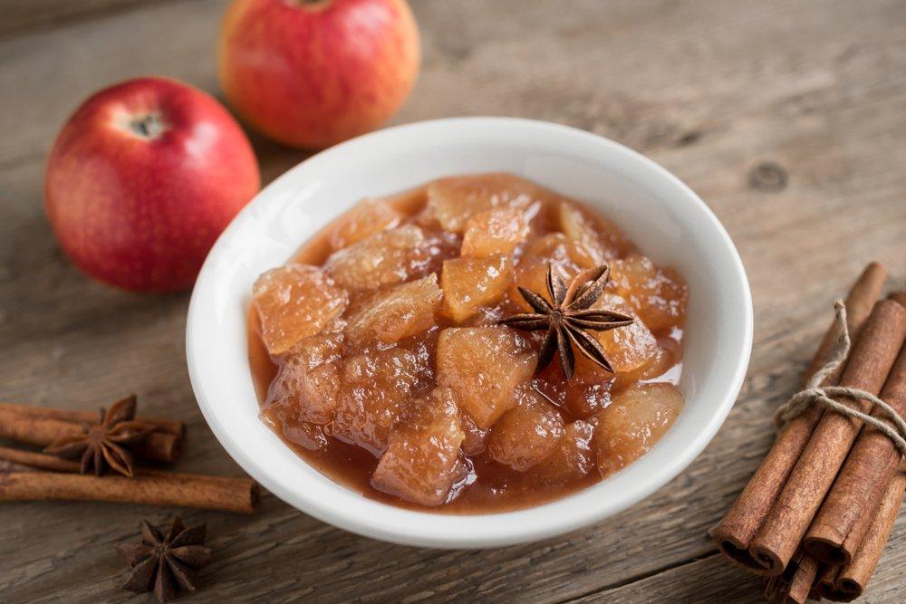 Яблочное варенье: вкусные калории для детей и взрослых