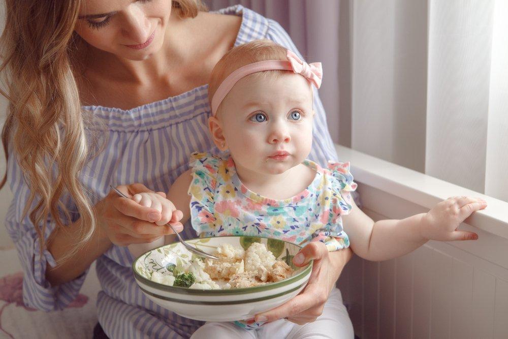 Консистенция пищи