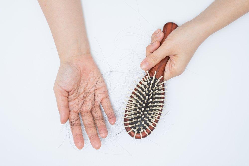 Чрезмерное выпадение волос во время беременности