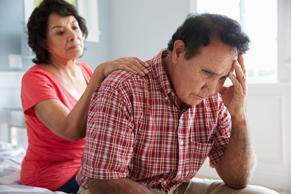 Тревожность у пожилых
