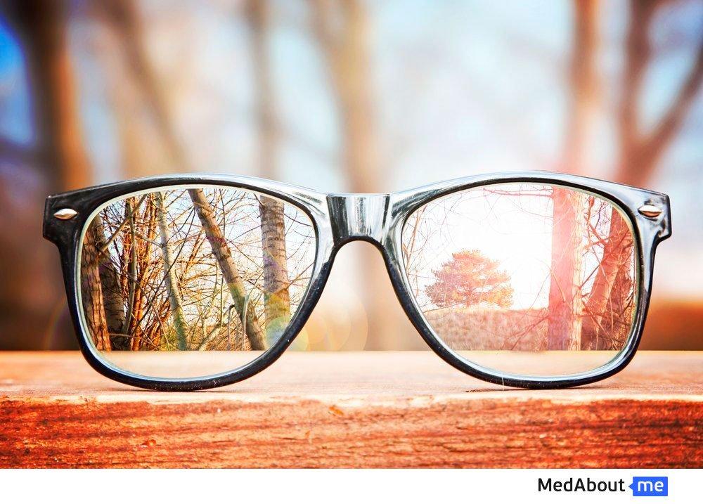 Особенности ношения очков при дальнозоркости