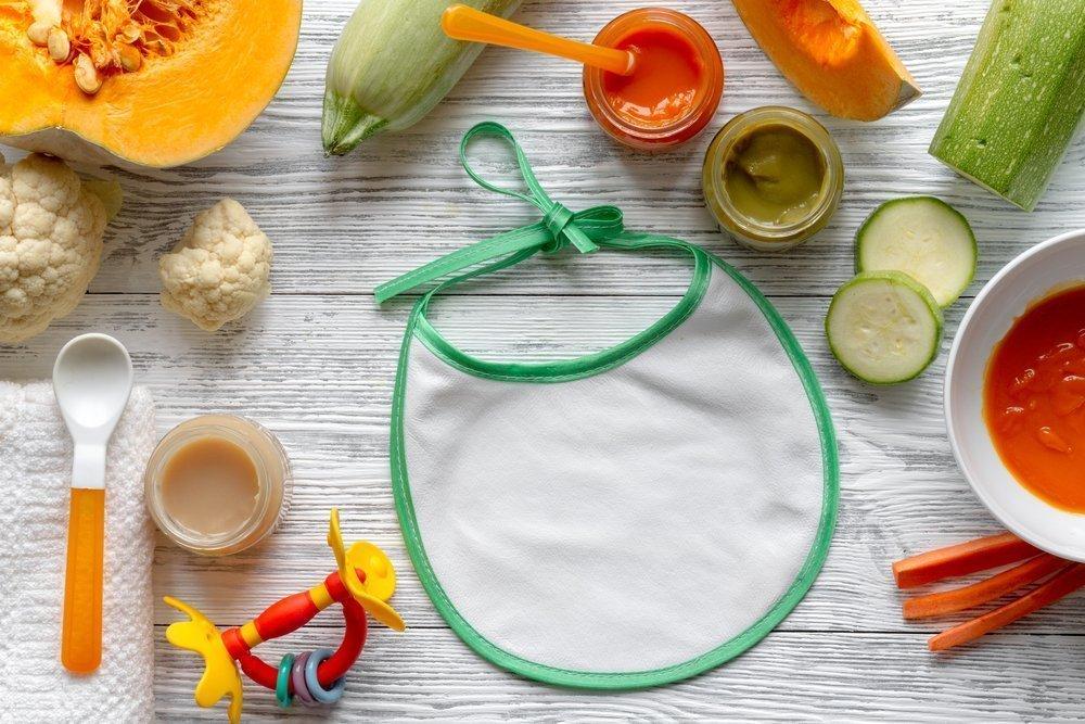 Правила приготовления пюре для малышей