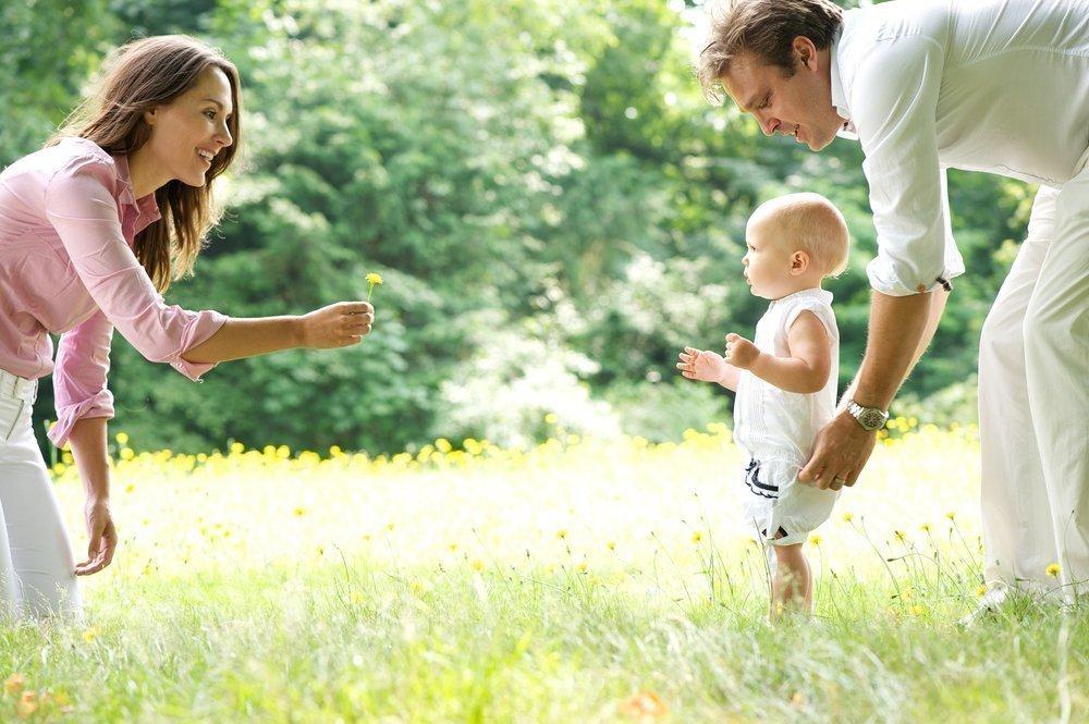 Развитие ребенка от 10 до 12 месяцев