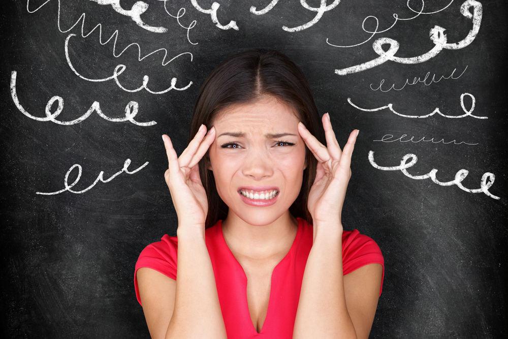 Искорените союзника плохой привычки — стресс
