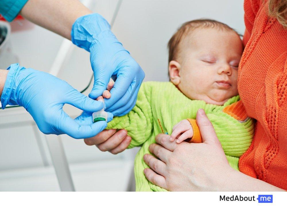 Осложнения у новорожденных