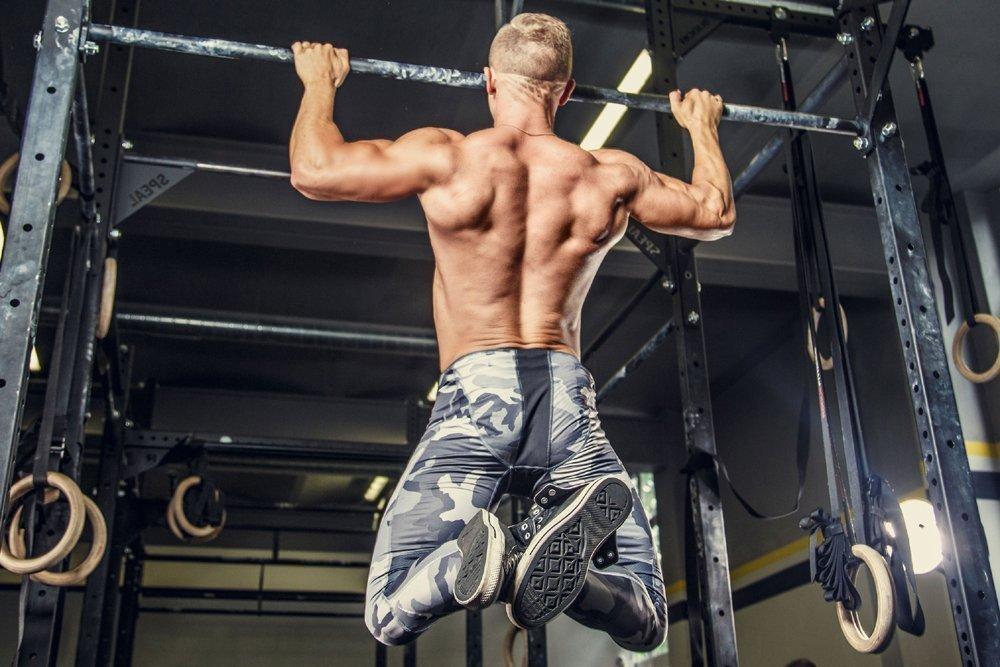 Фитнес-программа функциональных тренингов для мужчин
