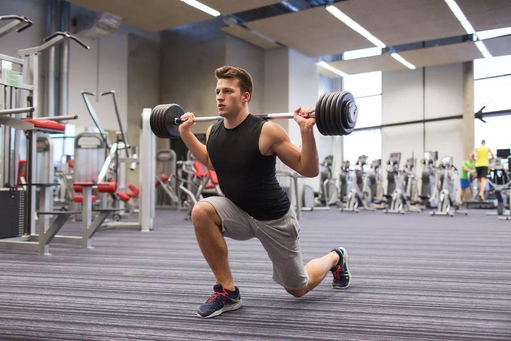 Правильный порядок действий в упражнении