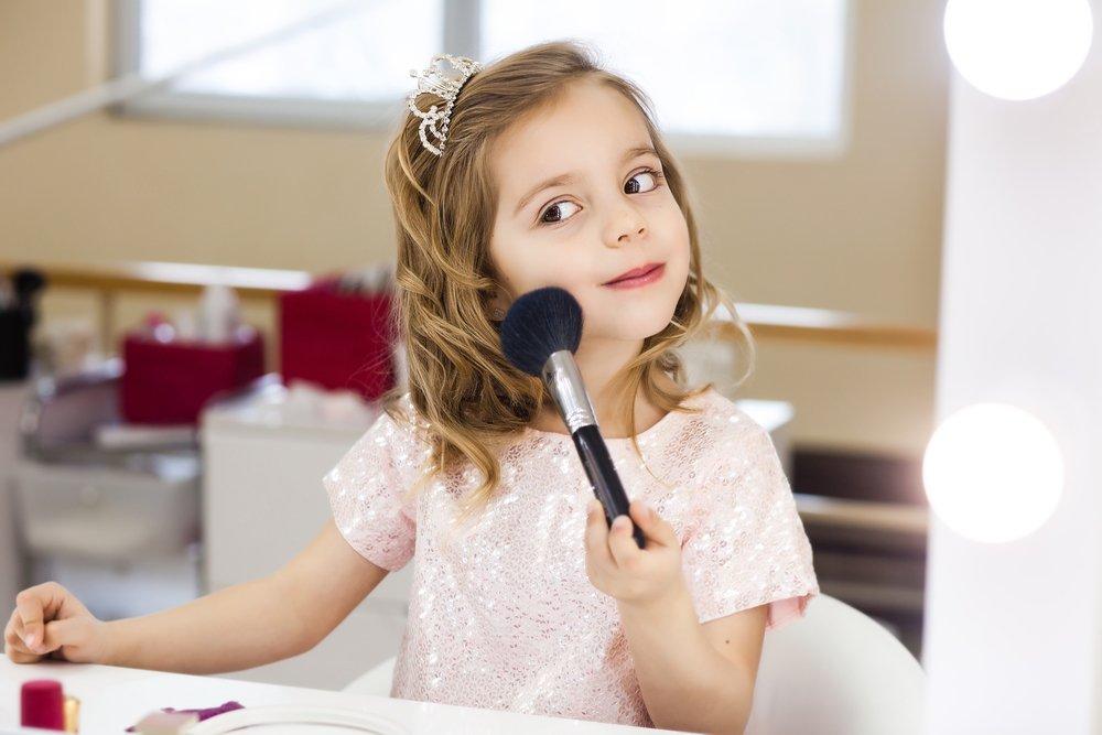 Как индустрия красоты влияет на детей?