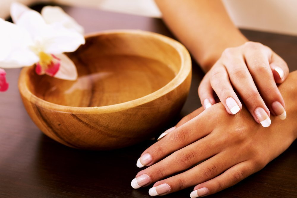 Проявляем заботу о коже рук