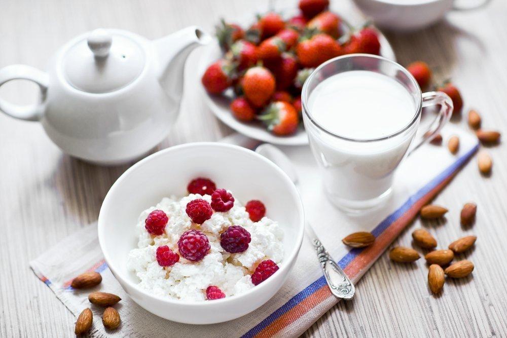 Похудение с ягодами