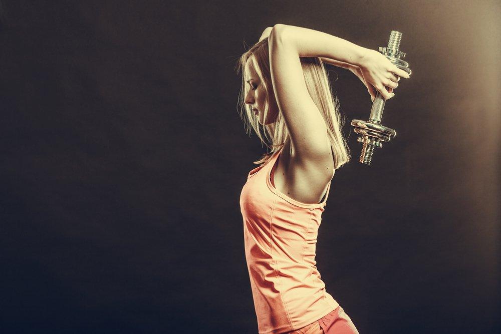 Как подобрать вес снарядов для выполнения упражнений