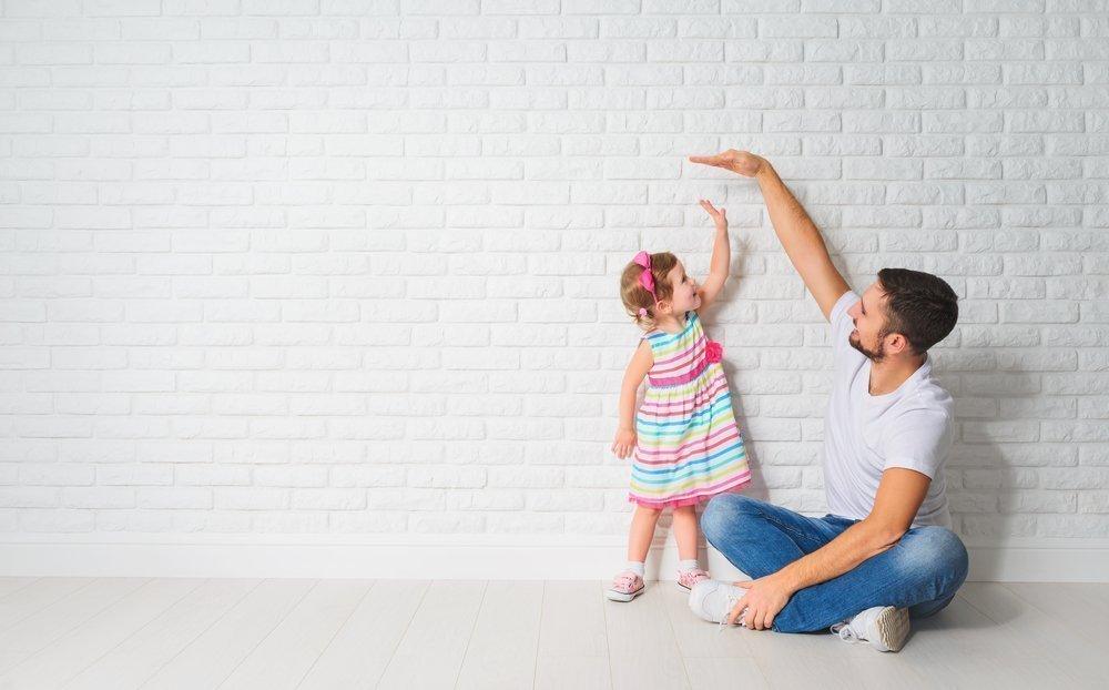 Как растет ребенок?
