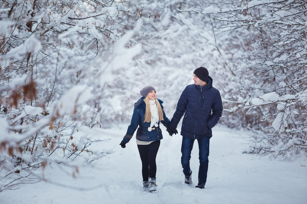 Прогулки зимой при болезнях сердца и сосудов
