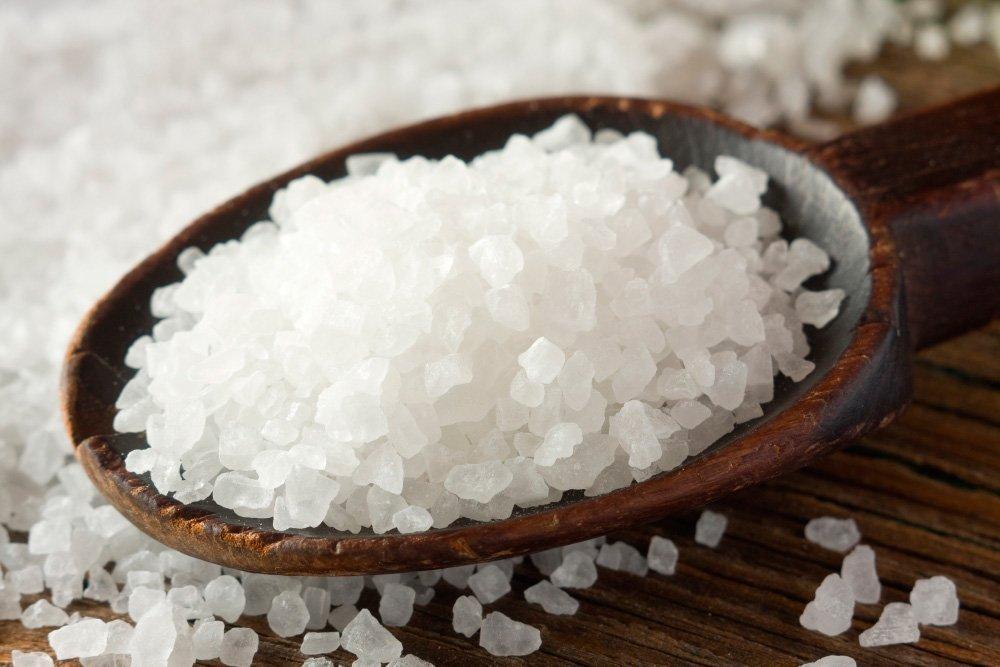 5. Морская соль лучше поваренной