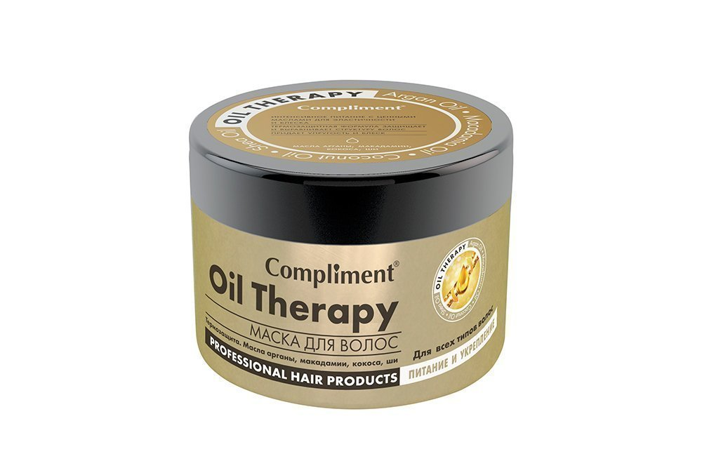 Маска для волос Oil Therapy от Compliment