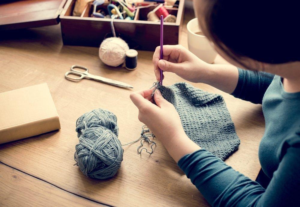 Как снять стресс с помощью рукоделия?