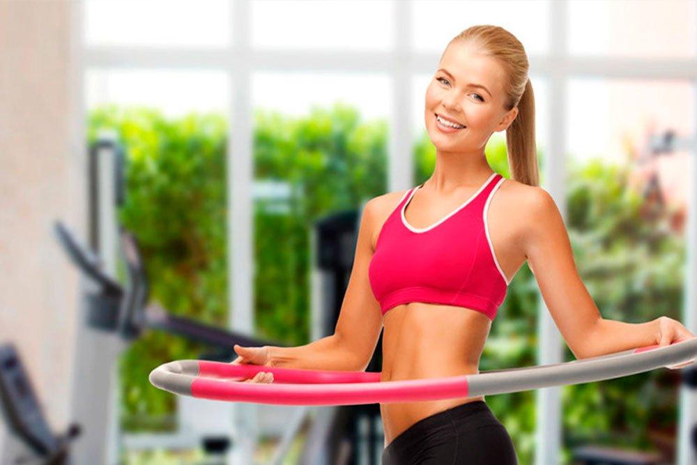 Упражнение для фитнеса чтобы похудеть