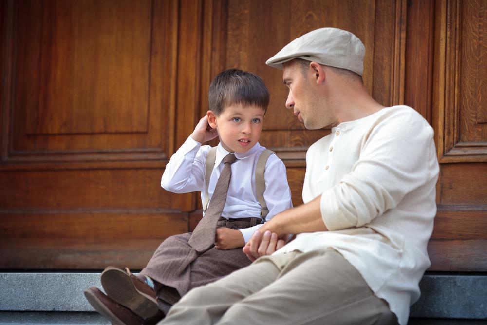 Роли матери и отца в формировании личности мальчика