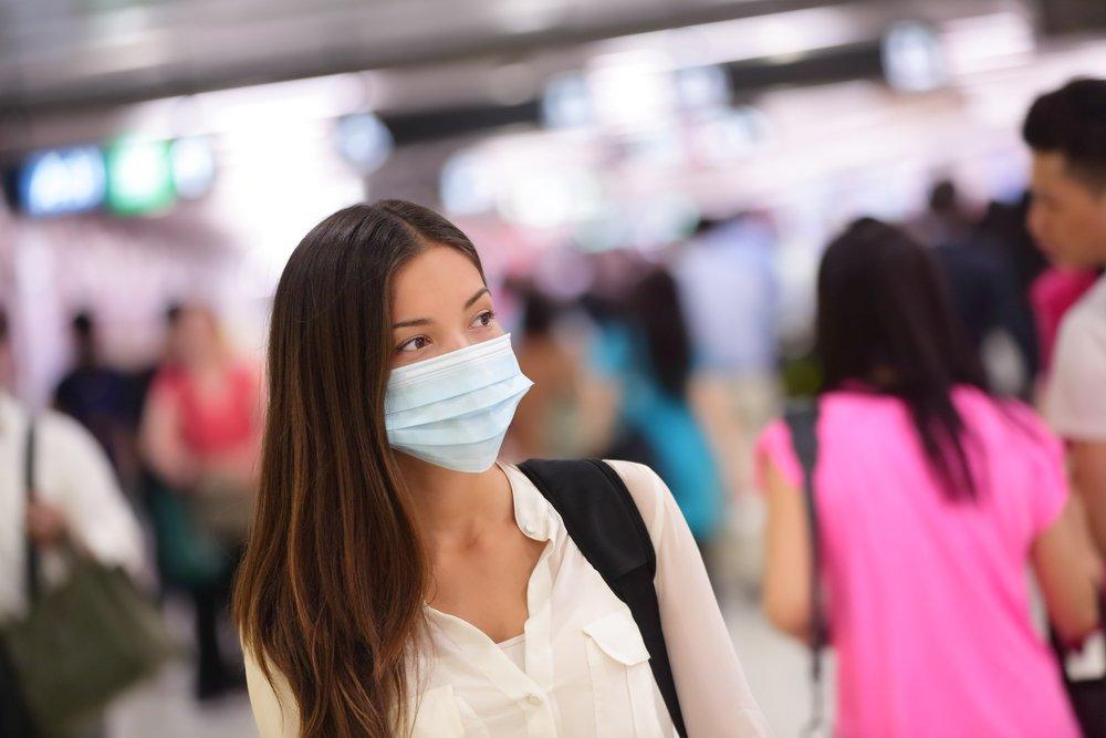Медицинские маски для взрослых