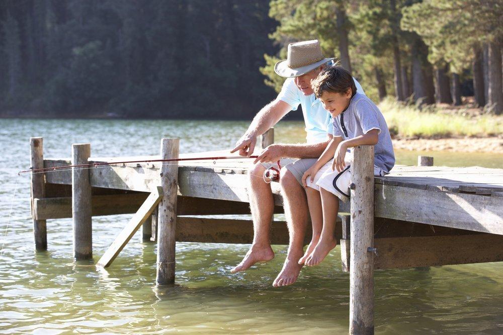 Как организовать рыбалку, чтобы ребенок остался доволен?