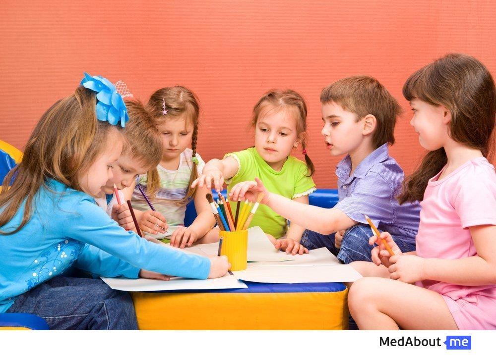 Развитие детей старшего дошкольного возраста