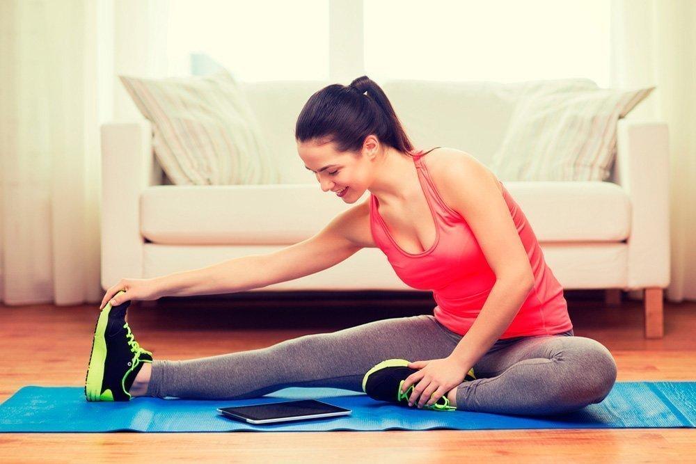 Схема тренировки для похудения