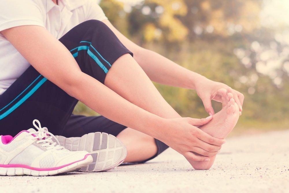 Причины боли при ходьбе
