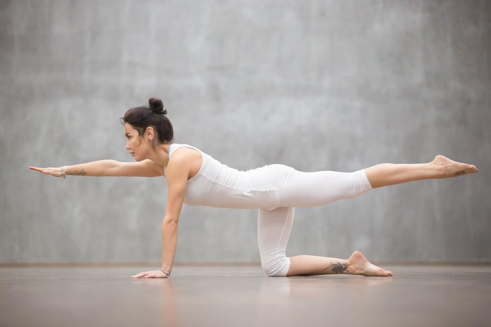 Эффективные упражнения для начинающих