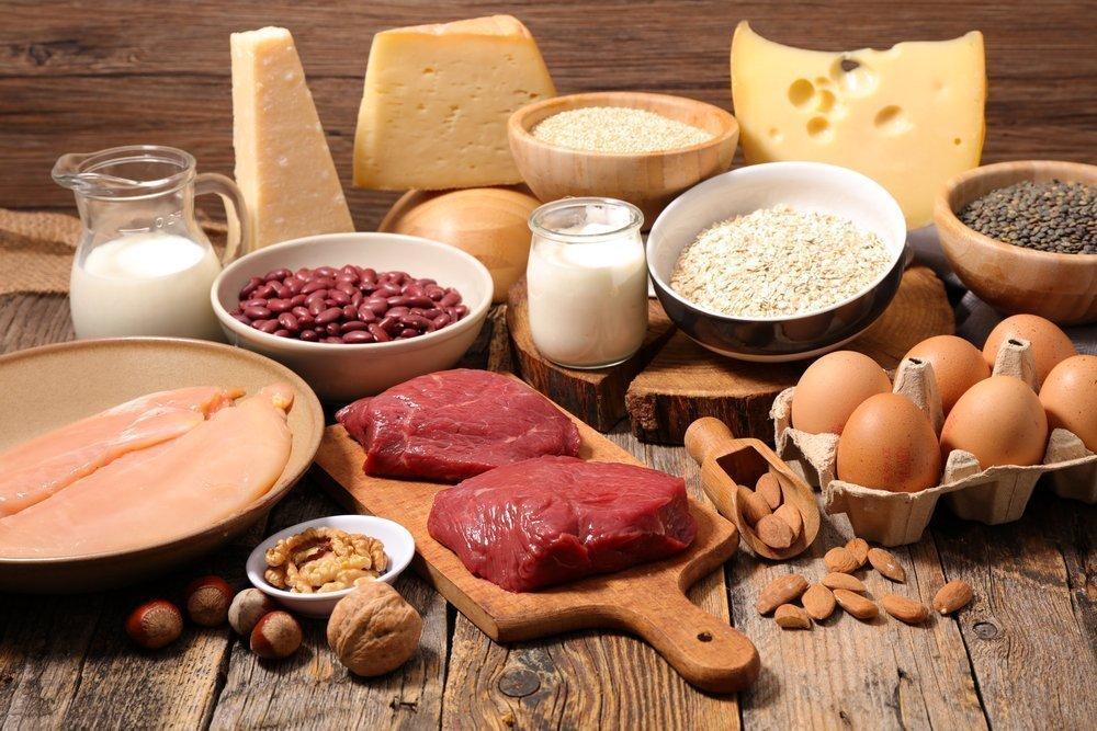 7. Избыток белка в рационе