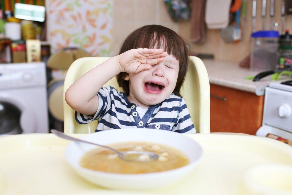 Капризы детей дошкольного возраста