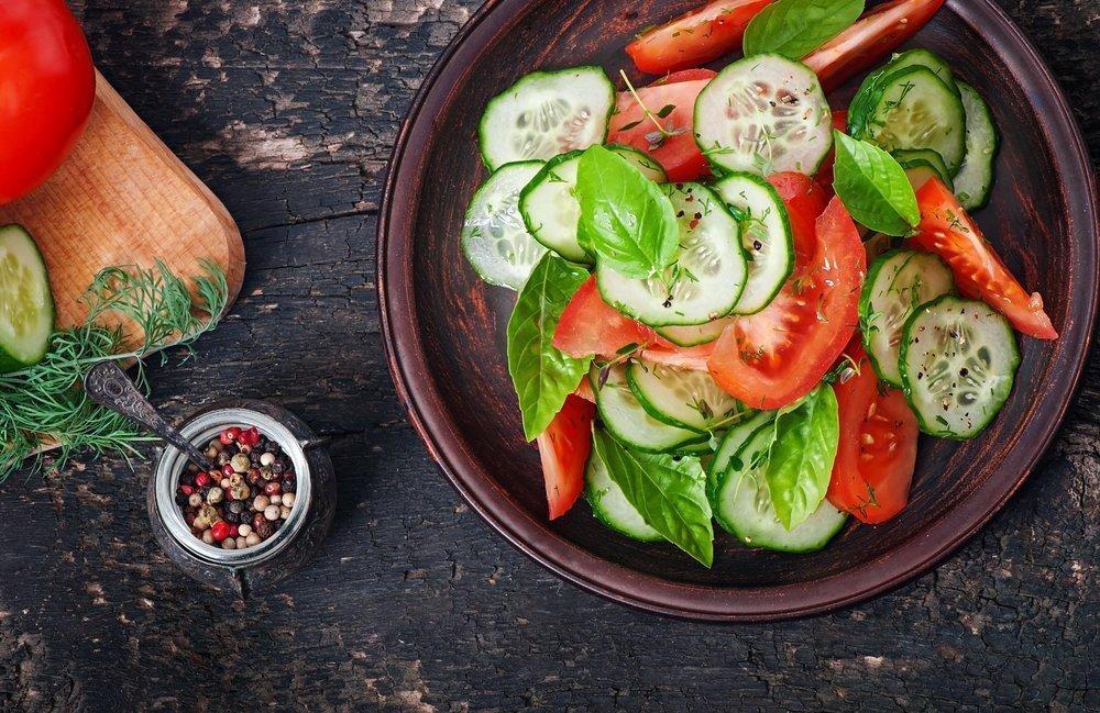 Низкокалорийная пища и здоровье