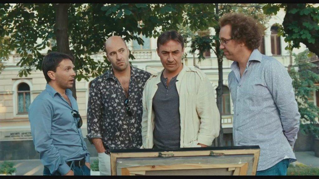 «О чем говорят мужчины», Россия, 2010 г. Источник: videocatalog.ru
