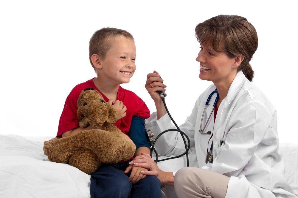 Причины повышения давления у детей