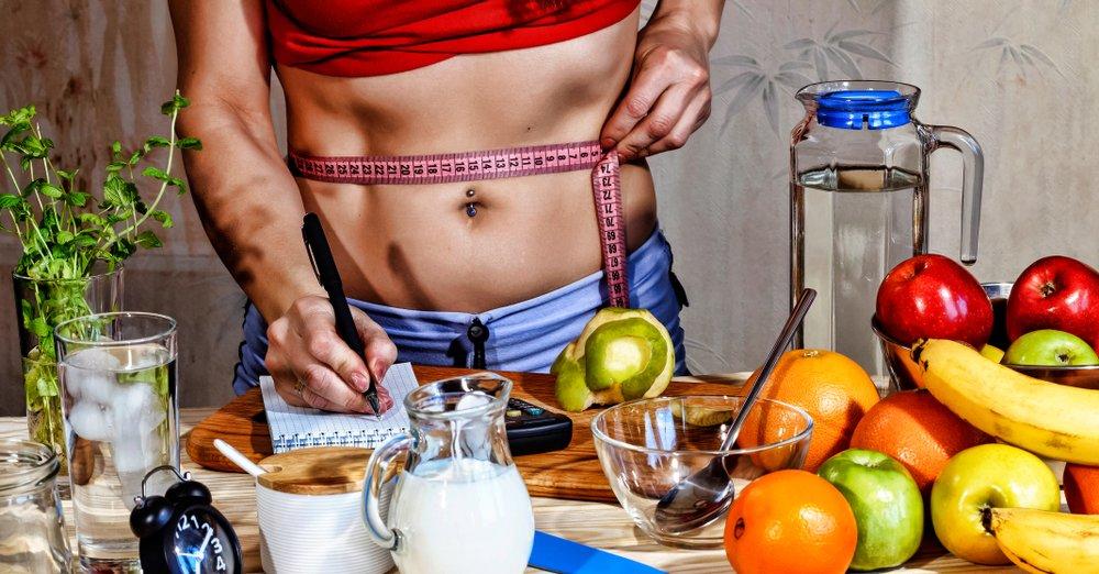 Хочу Похудеть Питание. Особенности питания при похудении