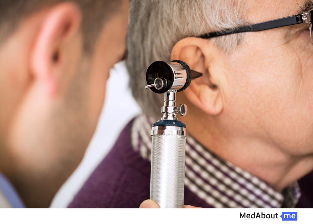 Заложенность уха у взрослых
