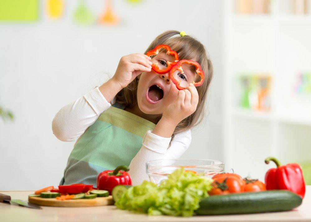 Дети в возрасте 2-5 лет: «помощь» родителям