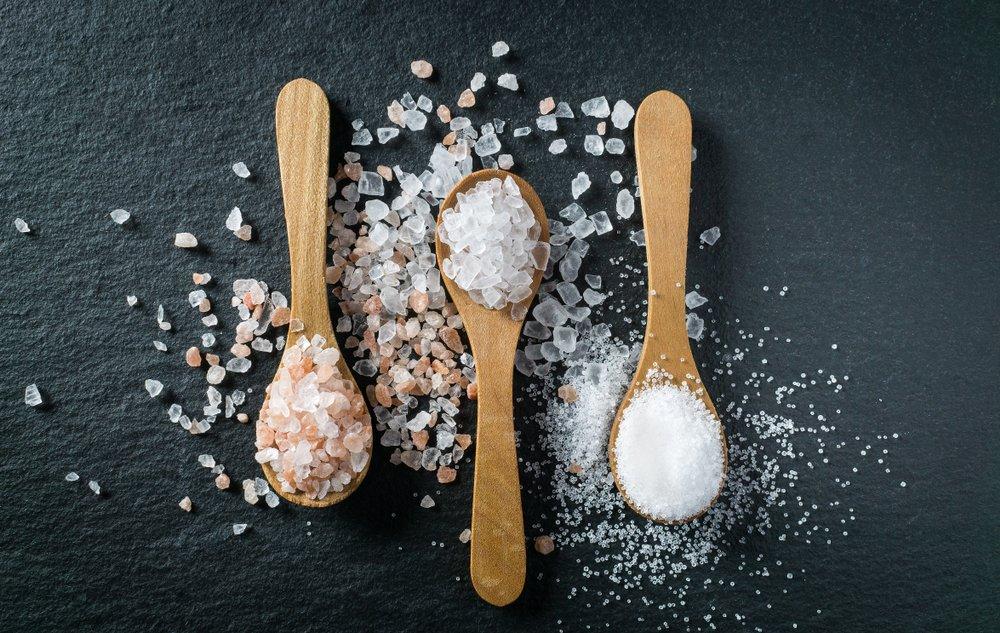 Что же там такое в этой соли?