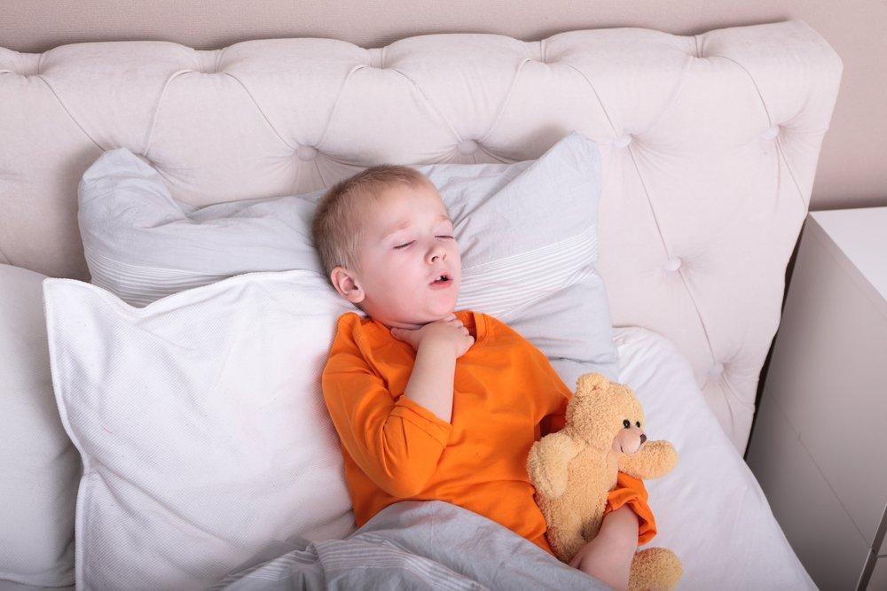 Основные симптомы гриппа у детей
