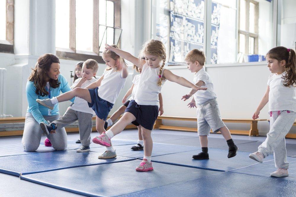 Польза спорта для малышей и детей постарше