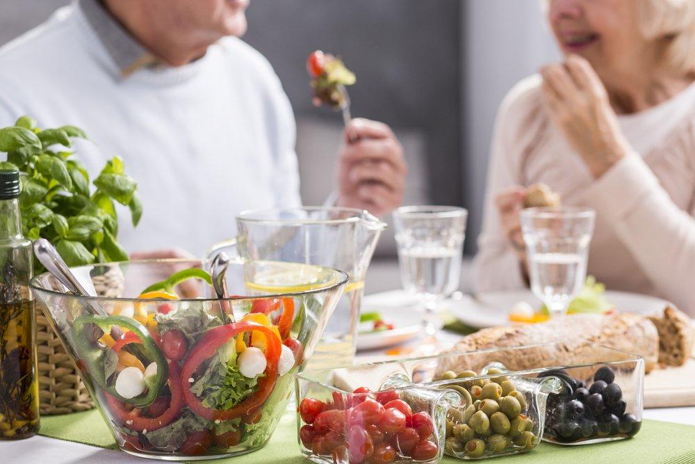 Бонус второй: диета для долголетия