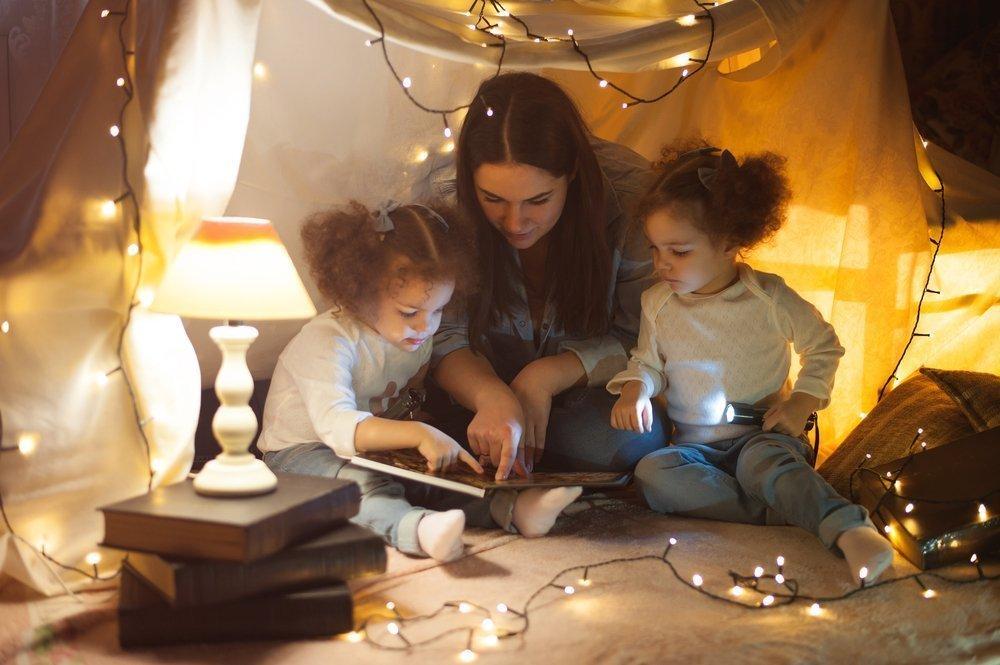 Участие родителей в детских играх: насколько это важно?