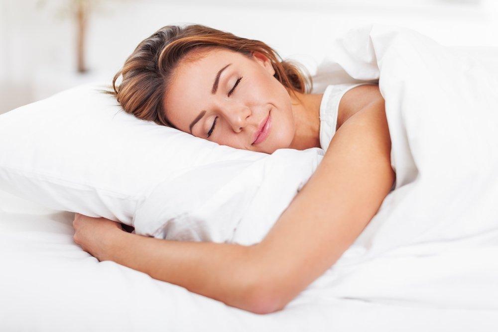 Оптимальное время сна