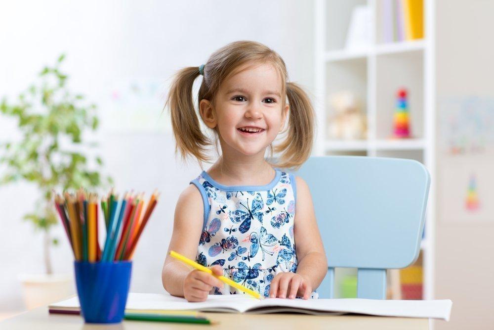 Ребенок может долго выполнять задание