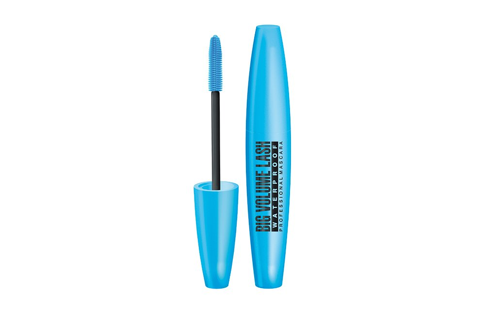 Водостойкая тушь Big Volume Lash, Eveline Cosmetics